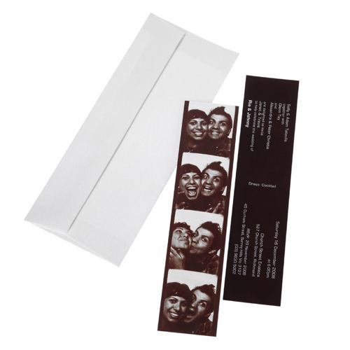 1000 images about faire parts et save the date on pinterest wedding stop motion and do it yourself - Faire Part Mariage Photomaton