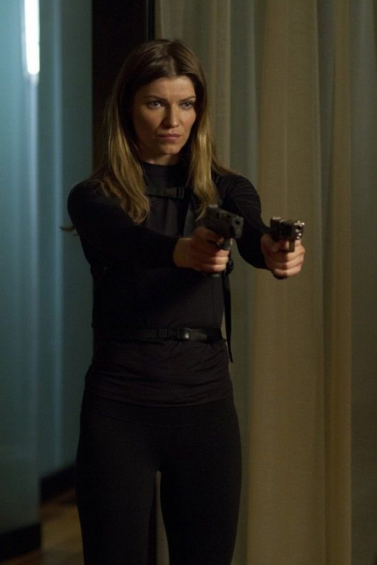 Banshee. Ivana Milicevic as Carrie Hopewell in Banshee