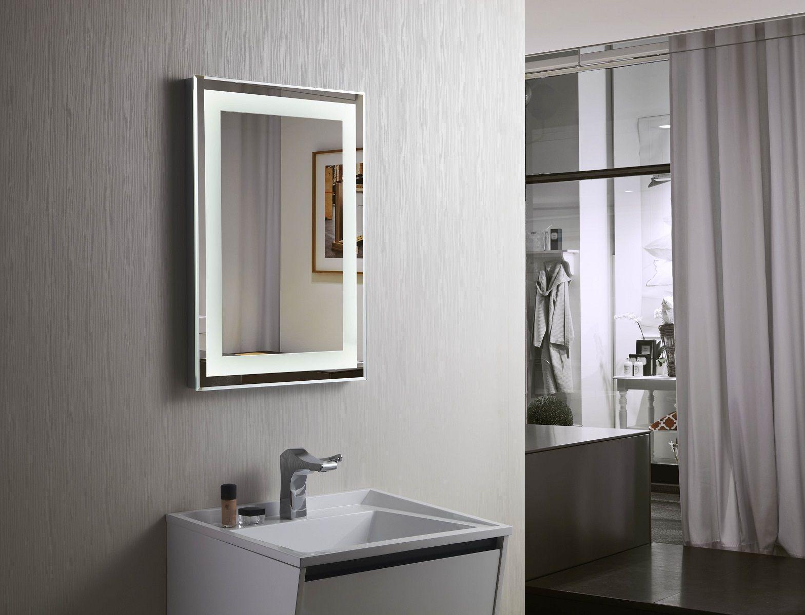 25+ Luxurious Bathroom Mirrors Ideas for Double Vanity   Bathroom ...
