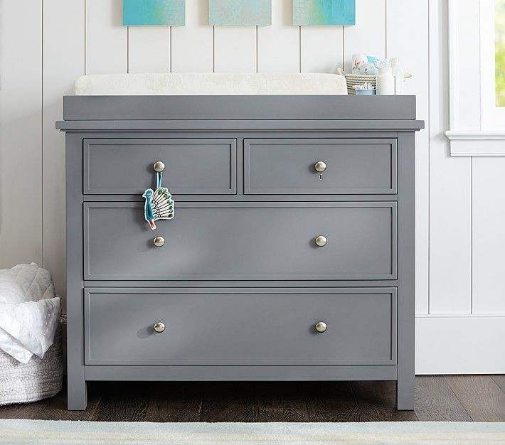 Elliott Dresser & Topper Set | Baby changing tables | Pinterest