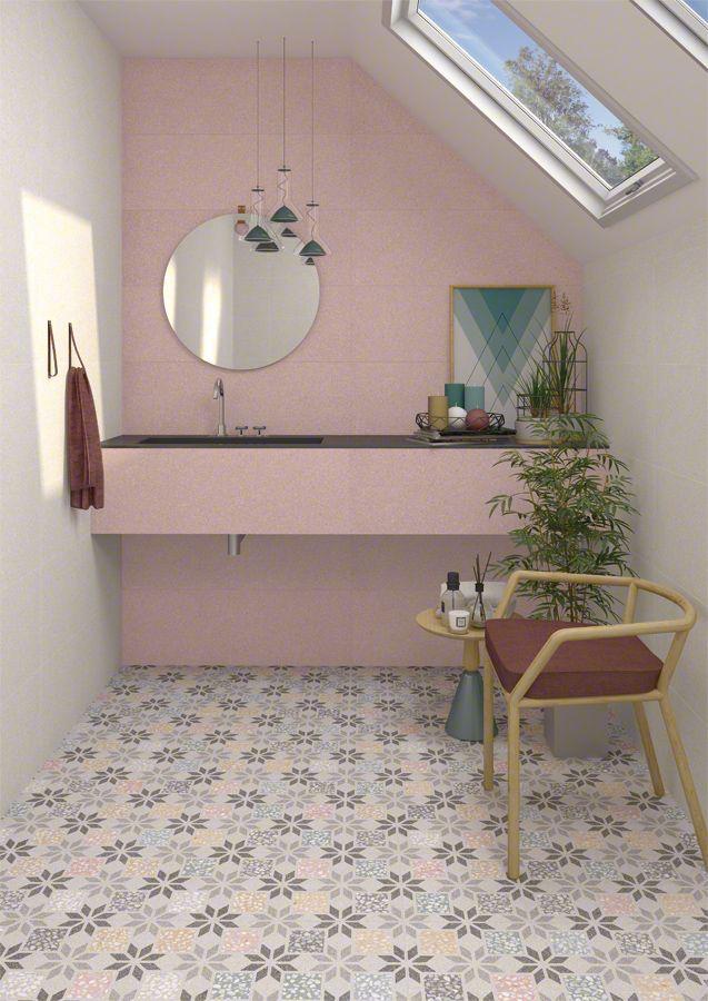 Vives Revestimiento Pasta Blanca Cies 32x99 Bathroom Bano