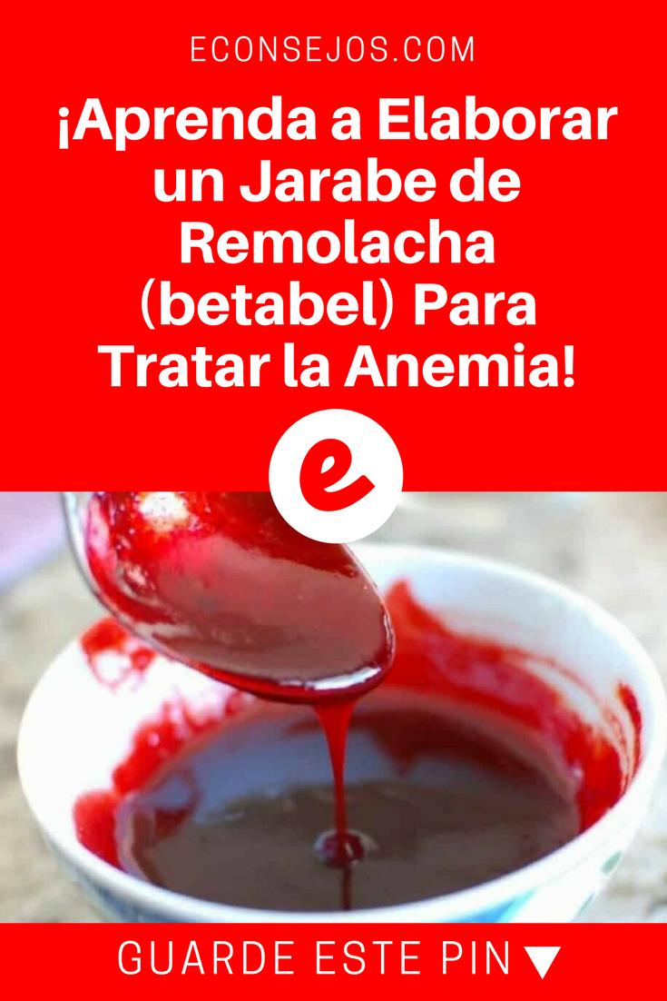 remedios caseros para la anemia en ninos de un ano