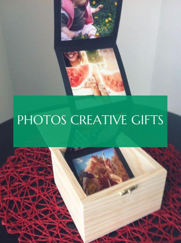Photos Creative Gifts Fotos Kreative Geschenke