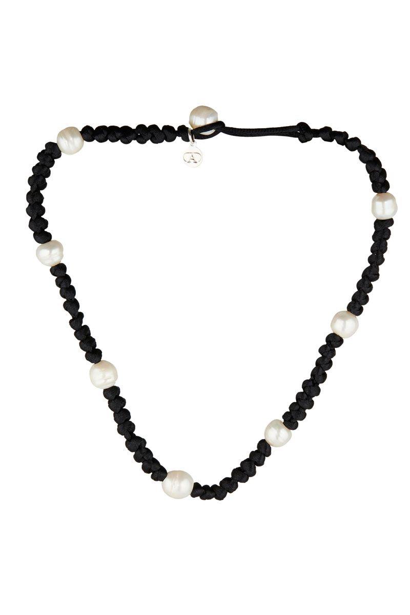 Venta Alexandra Plata / 17317 / Collares / Collares / Collar Perlas Cultivadas