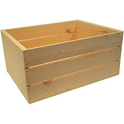 Overstock Com Online Shopping Bedding Furniture Electronics Jewelry Clothing More Crates Wooden Crate Wood Crates