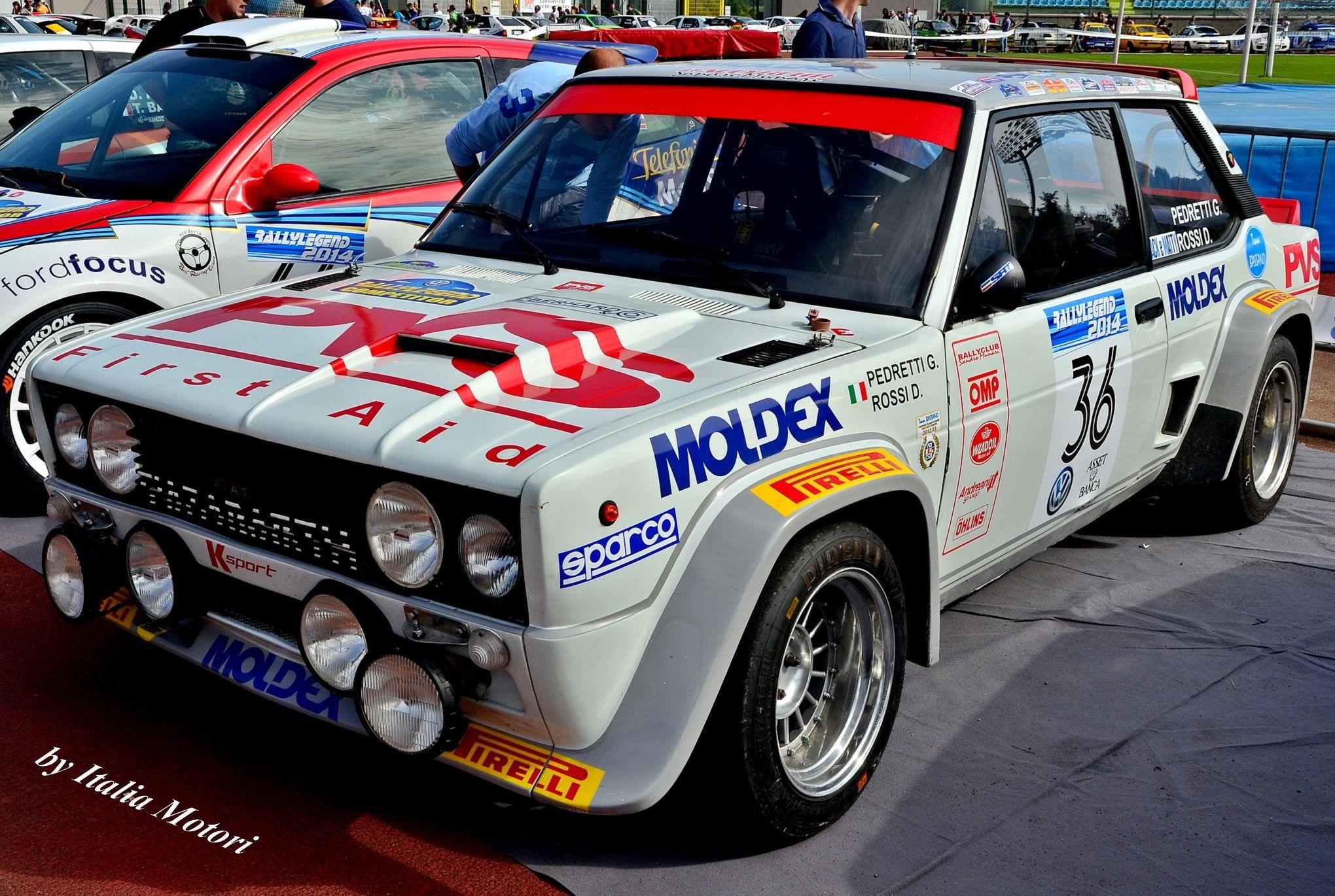 Fiat 131 Coches Clasicos Autos Fiat 500