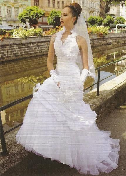 marie tatie mariage la robe marie robes plus belle dresses wedding dress - Tati Mariage Enfant
