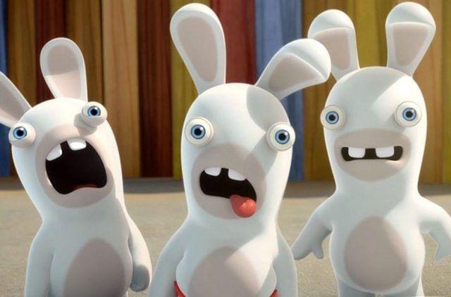 картинки сумасшедших зайцев нет рассказывает как начинал