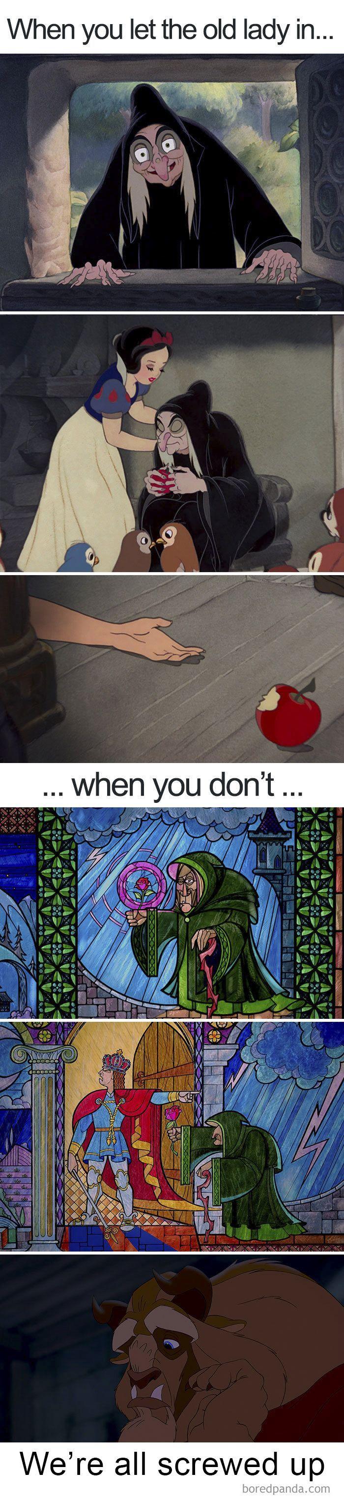 Funny-Disney-Memes #disneypixar