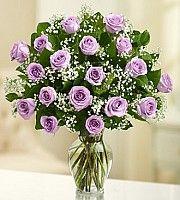 Rose Elegance Premium Long Stem Roses- Purple