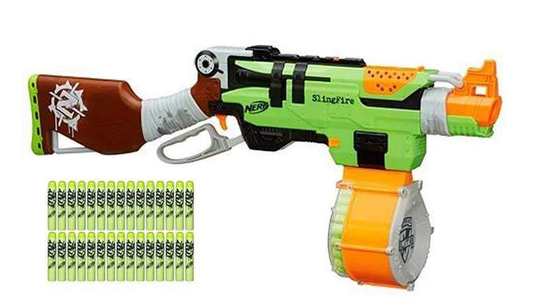 slingfire gun