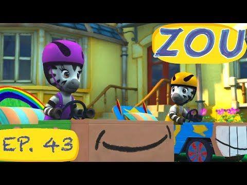 Zou La Grande Course Saison 1 Episode 43 Zou En