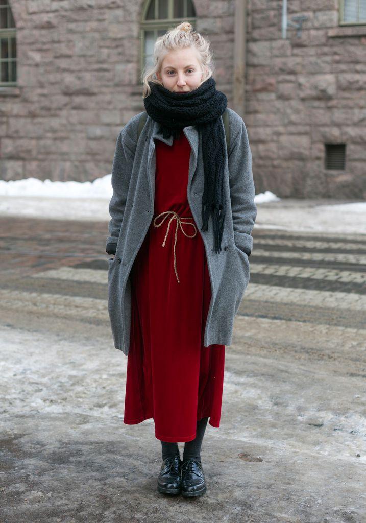 Leena - Hel Looks - Street Style from Helsinki