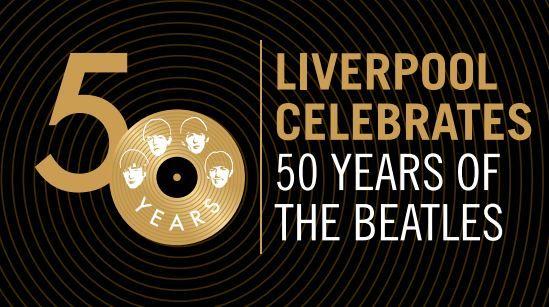 beatles 50th year anniversary