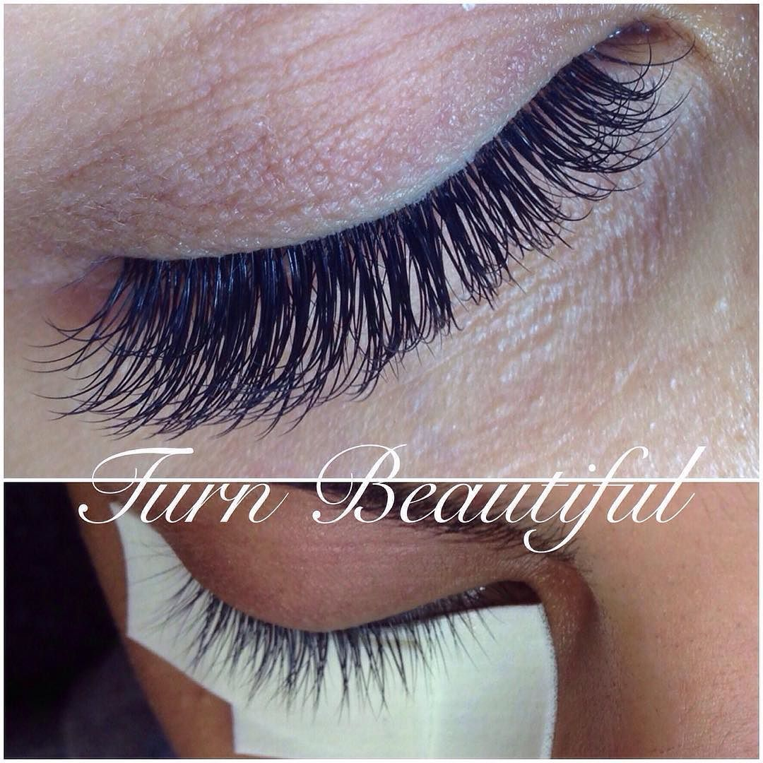 Brighton Lashes Classic Lashes Creating Texture And Length