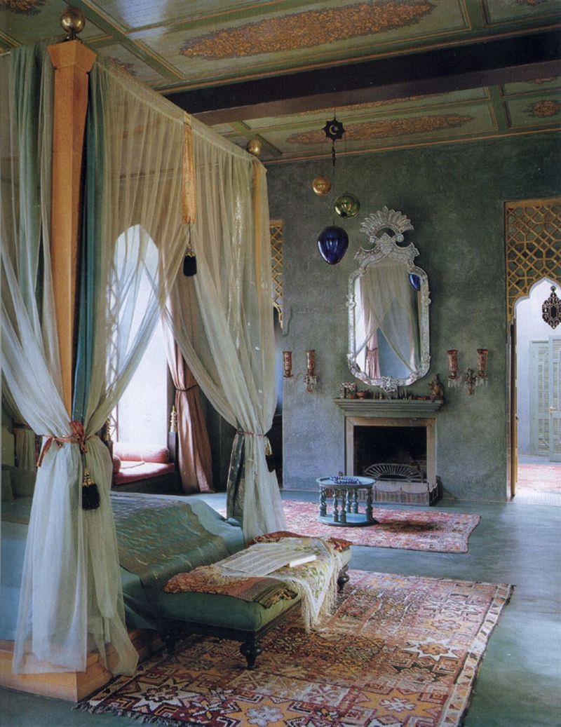 Home Decorating Ideas Moroccan Style Bedroom Home Decorating Ideas: Moroccan Bedroom, Bedroom Design, Moroccan Interiors