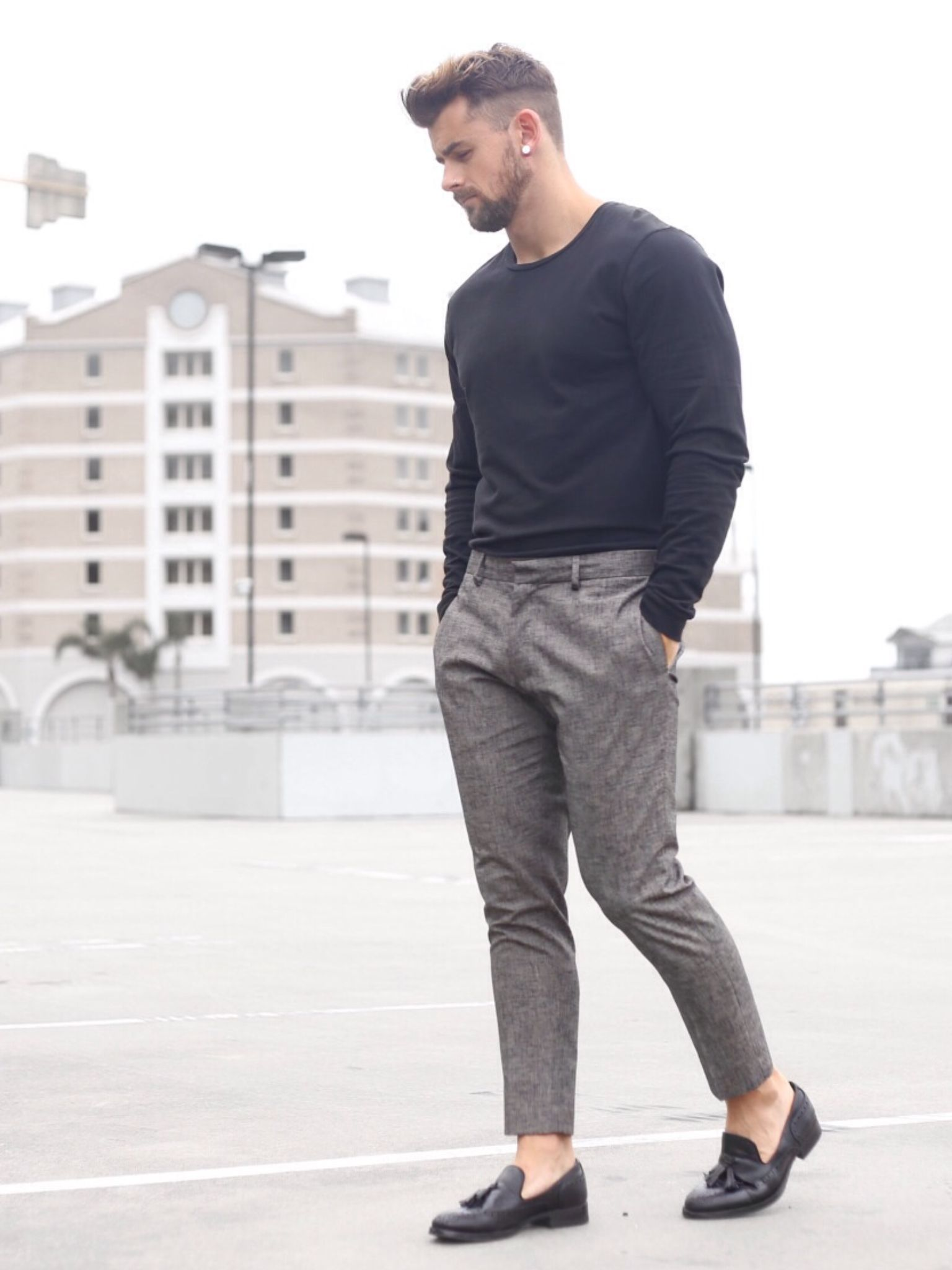 Style Minimal Men Mens Clothing Styles Mens Fashion