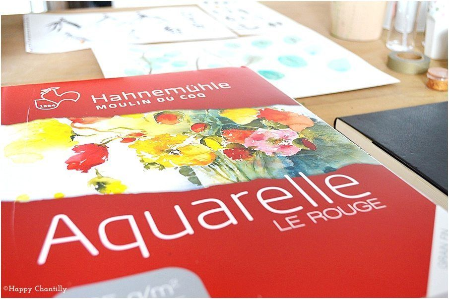 Aquarelle Quel Materiel Pour Debuter Aquarelle Happy Chantilly