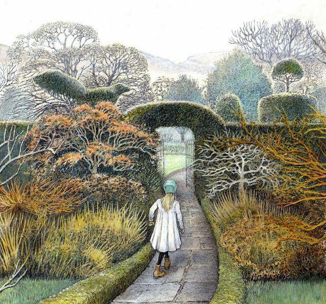 Princesa Nadie: El jardín secreto