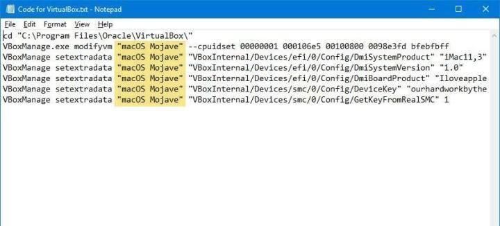 Install macOS Mojave on VirtualBox on Windows PC - Geekrar | Risa in