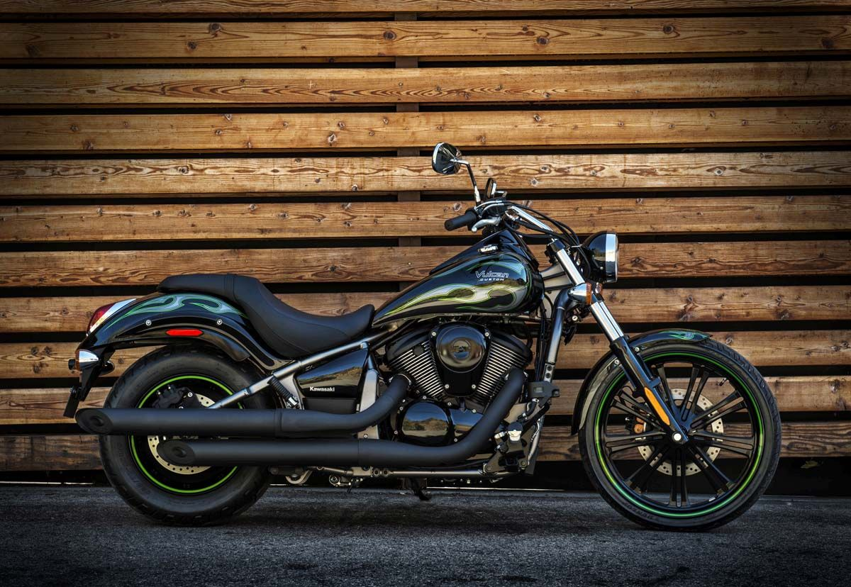 2015 Vulcan 900 Custom Cruisers Motorcycle By Kawasaki