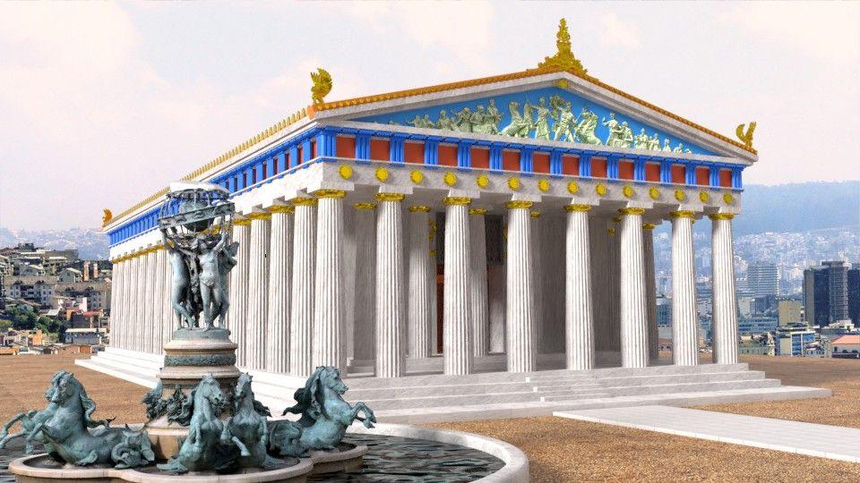 パルテノン神殿の画像 - 原寸画像検索