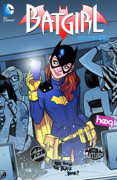 Batgirl TPB Vol. 01 The Batgirl of Burnside - ONLY $7.99 ON CYBER MONDAY! (starting 6am November 28)