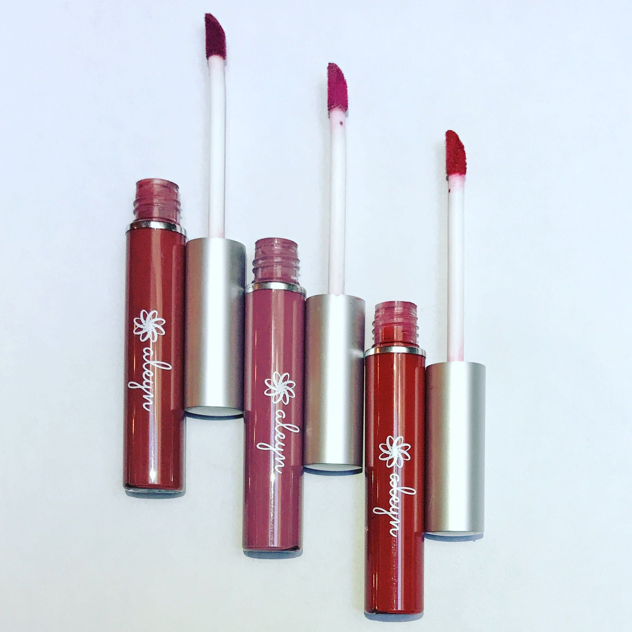 Aleyn Cosmetics Matte Liquid Lip Cosmetics, Healthy