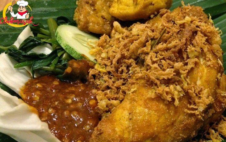 Ayam Goreng Penyet Club Masak Resep Ayam Makan Malam Resep Makanan