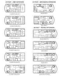 Resultado De Imagen Para Toyota Sunrader Layout Gmc Motorhome Motorhome Toyota Motorhome