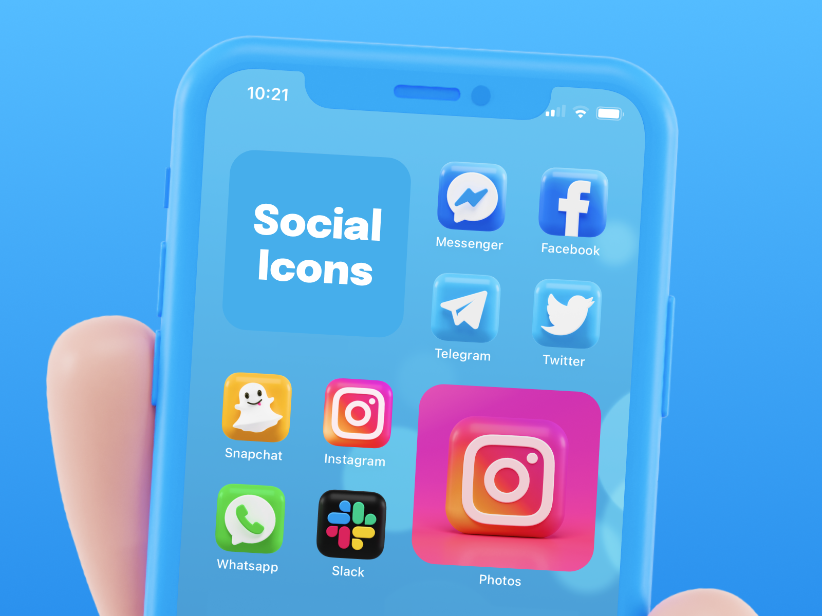 3d App Icons For Ios 14 App Icon 3d Icons Icon