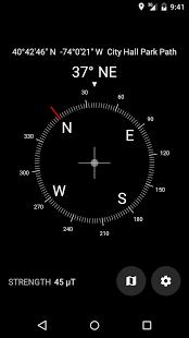 Apklio - Apk for Android: Digital Compass Pro 4 1 2 apk