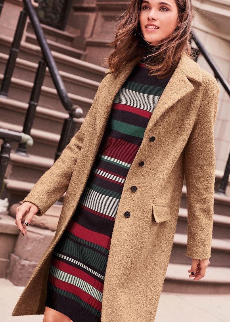 high street coats