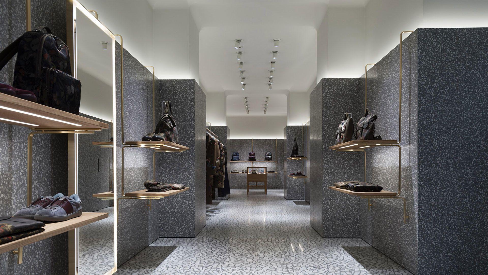 Valentino Flagship Store . Rome  / David Chipperfield