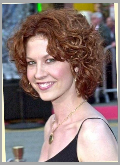 Amazing Haircuts For Frizzy Curly Hair Intended For Motivate
