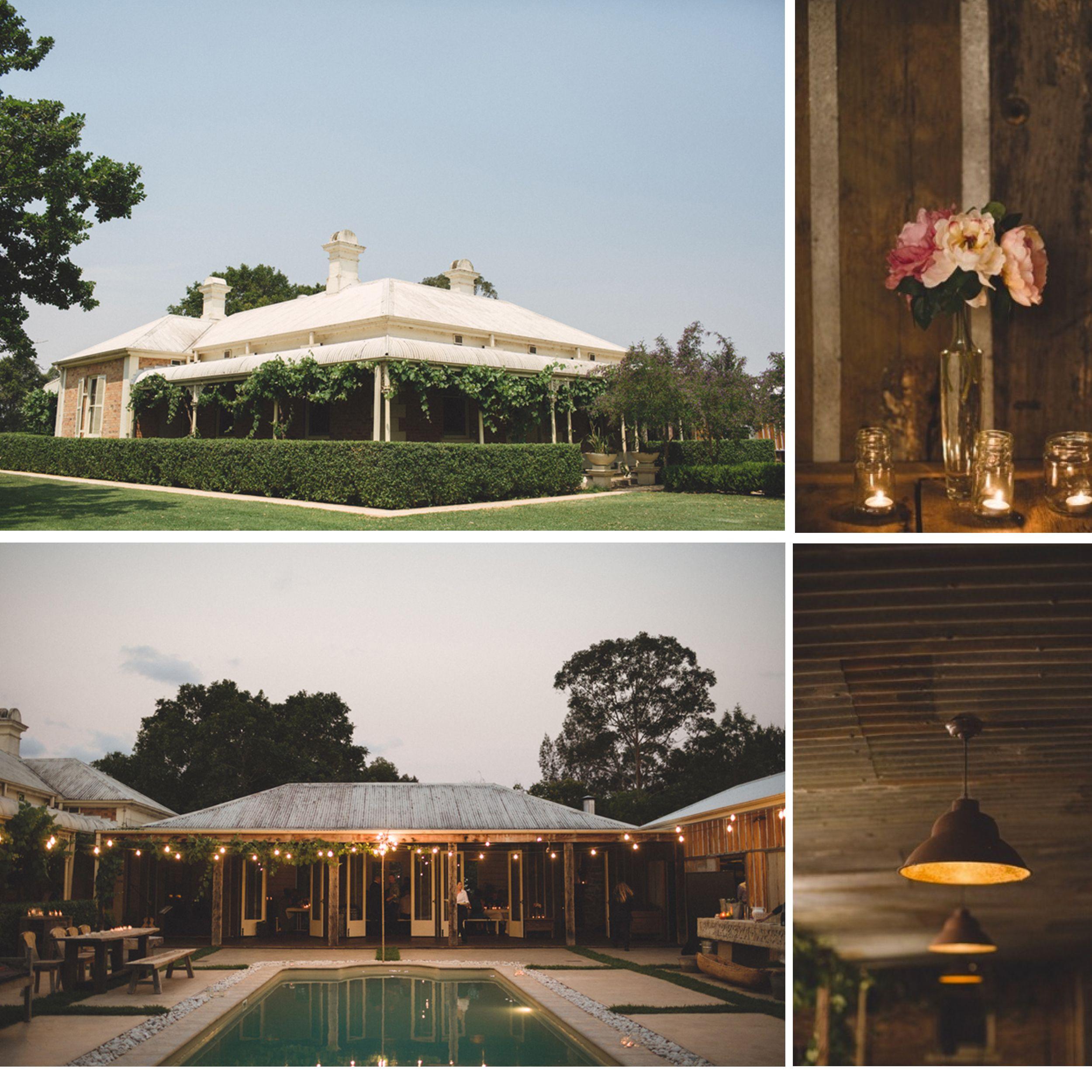 Venues Mindaribba House Hunter Valley NSW Australia View Portfolio On The