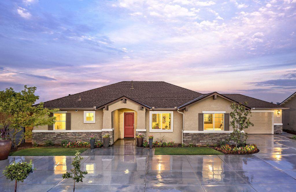 Catalina   New Homes in Tulare   San Joaquin Valley Homes ...