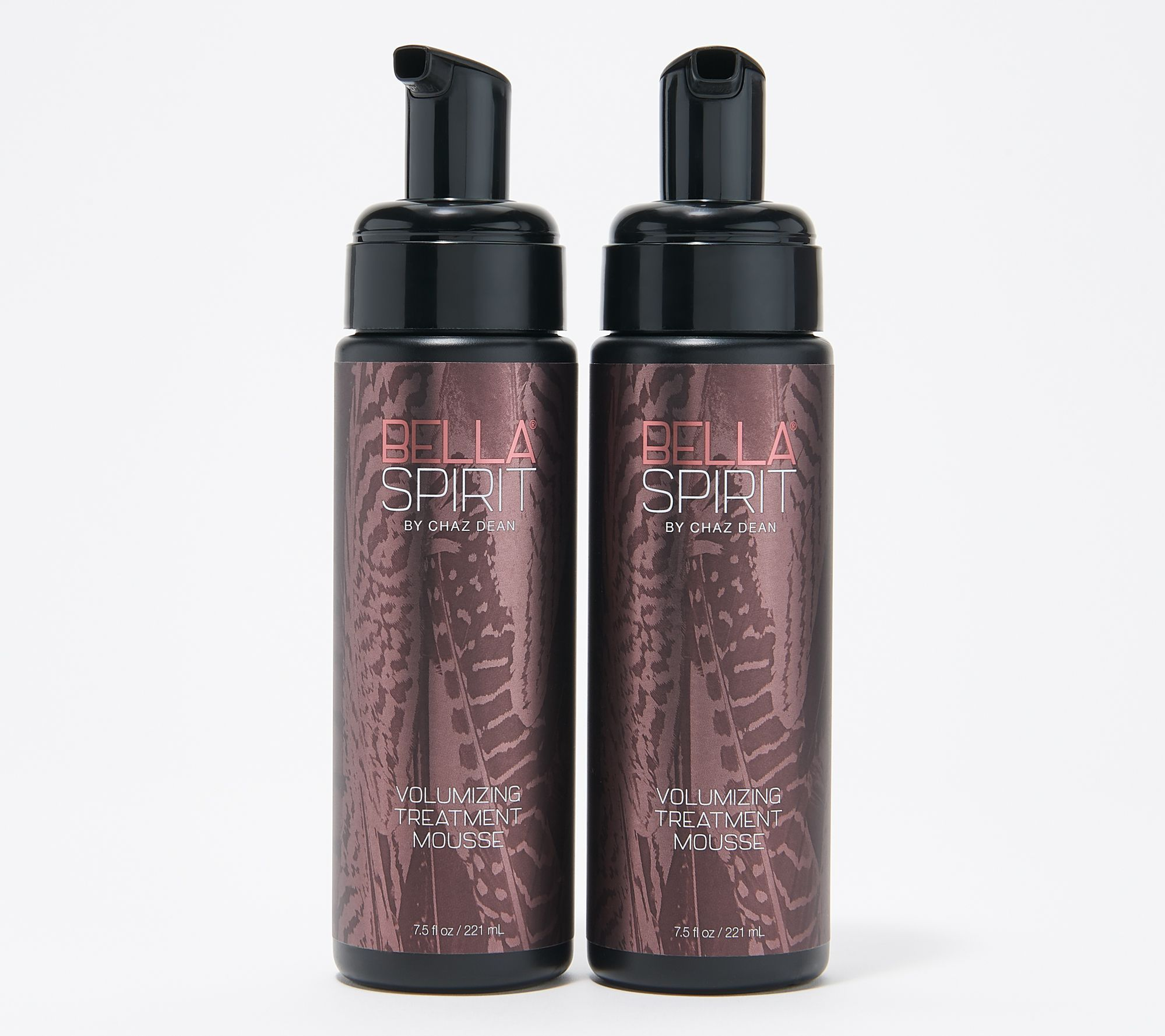 WEN by Chaz Dean Bella Spirit 7.5oz Volumizing Mousse Duo