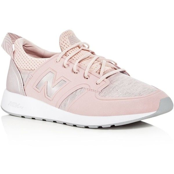 8fac9628 New Balance Women's 420 Lace Up Sneakers ($91) ❤ liked on Polyvore ...