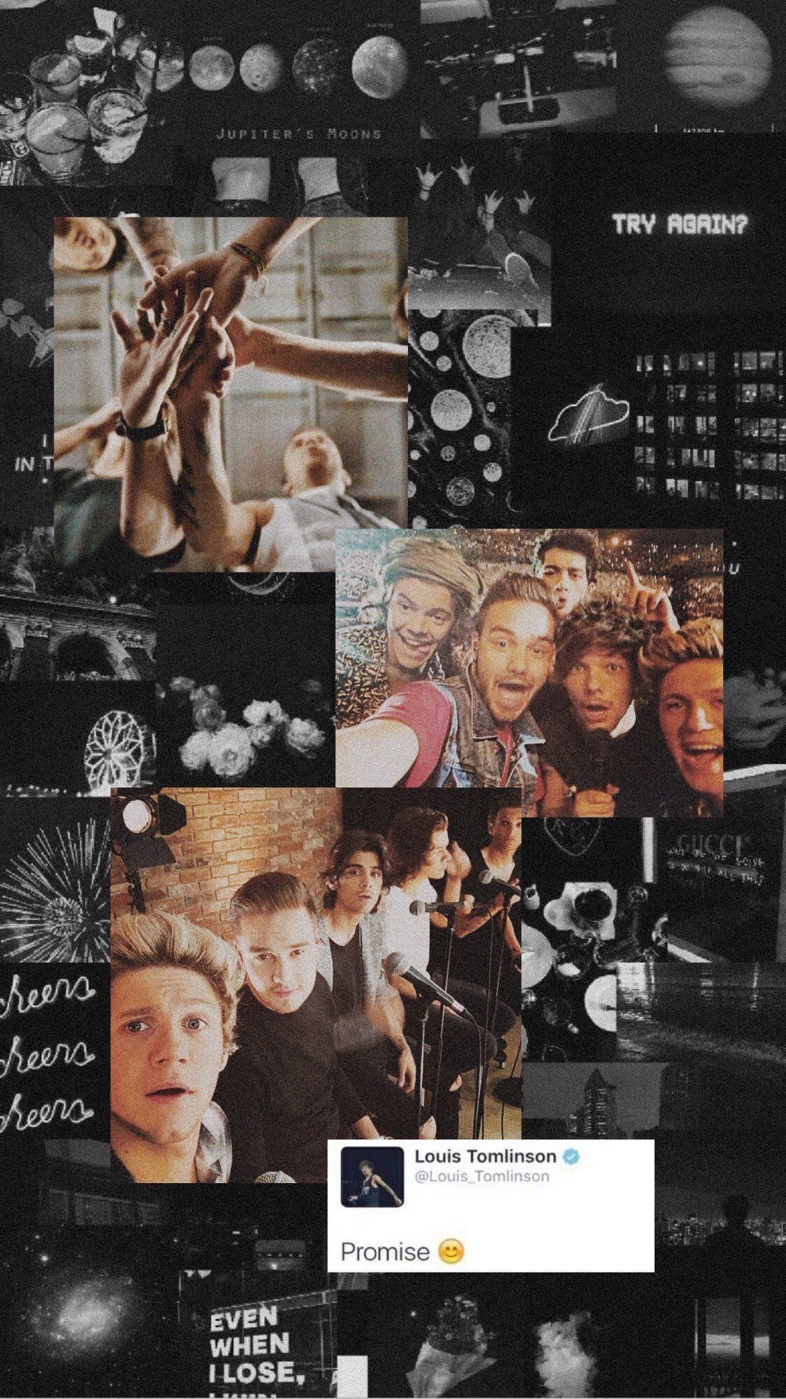 Lockscreen Ot5 One Direction Wallpaper