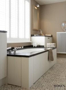 Woonmagazine | Home bathroom | Pinterest