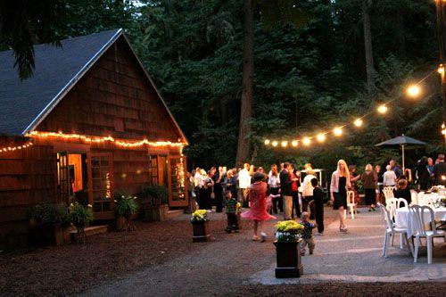 Portland wedding venues camp colton gala outdoor night for Wedding dress rentals portland oregon