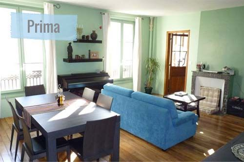 Prima e dopo a Parigi - prima (soggiorno) | before and after house ...