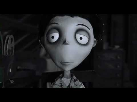 sparky the dog frankenweenie. catch the first look of \u0027frankenweenie\u0027! an adorable story about victor and his sparky dog frankenweenie f