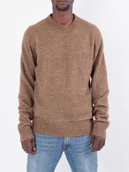 Cobain Clay Brown Whyred Knitwear Men Mens Outfits Scandinavian Fashion