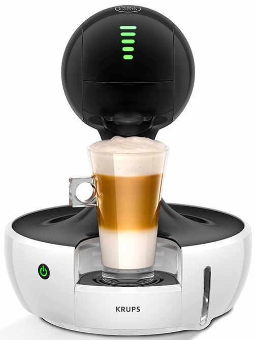 Krups Kp3501 Dolce Gusto Drop White Krups Kp3501 Dolce Gusto Drop White Druppelmodel Dolce Gusto Ga Jij Capsule Coffee Machine Krups Coffee Maker Dolce Gusto