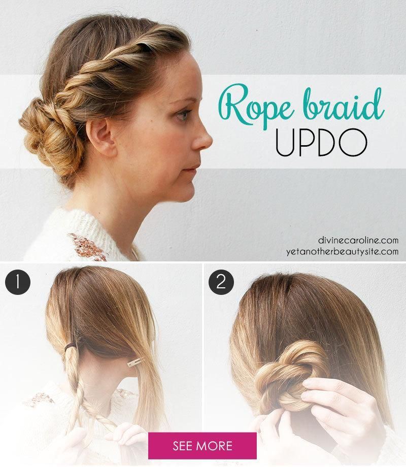 Instructions For A 6 Strand Round Braid