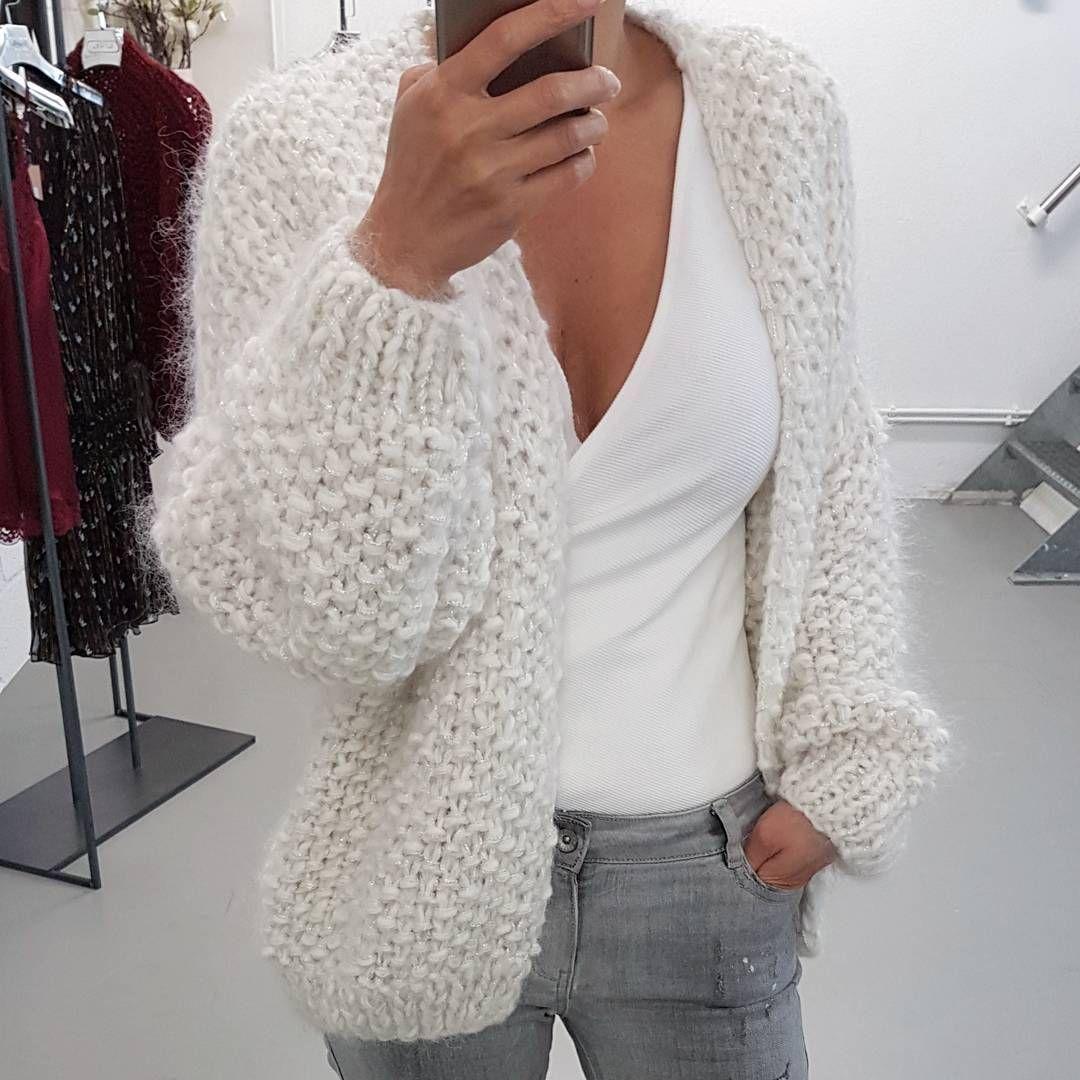"Kim Chen on Instagram: ""#kirobykim #handknitted #slowfashion #handknit #fashion #style #cardigan #shortknit #uniquebrand #luxurystyle"" #cardigans"