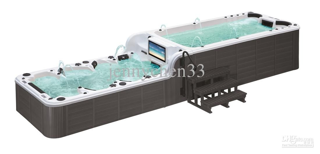 Wholesale Hot Tub - Buy Hot Sale Balboa System Massage Hot Tub Spa ...