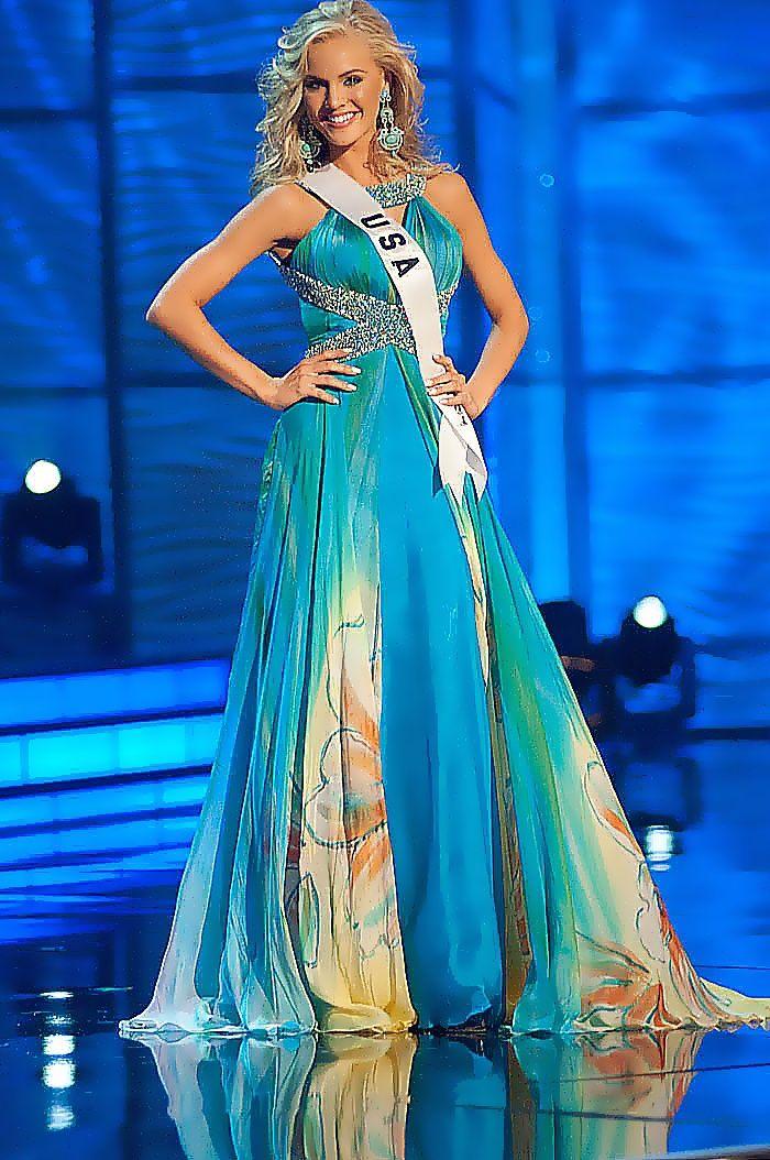 Concursos de Beleza: Better Miss Universe 2005-2010 - Best Evening ...